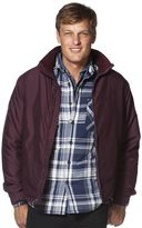 Chaps Men's Bi-Swing Hooded Jacket