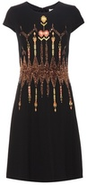 Etro Sequinned embroidered dress