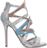 Carvela Gum caged metallic sandals