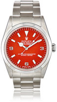 Vintage Watch Women's Vintage Oyster Perpetual Explorer 1 Watch-RED