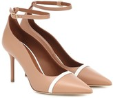 Malone Souliers Molly 85 leather pumps