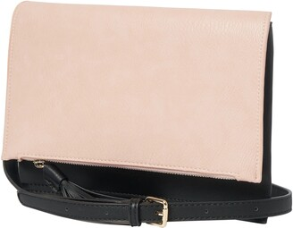 Urban Originals Sheer Luxe Vegan Leather Envelope Clutch