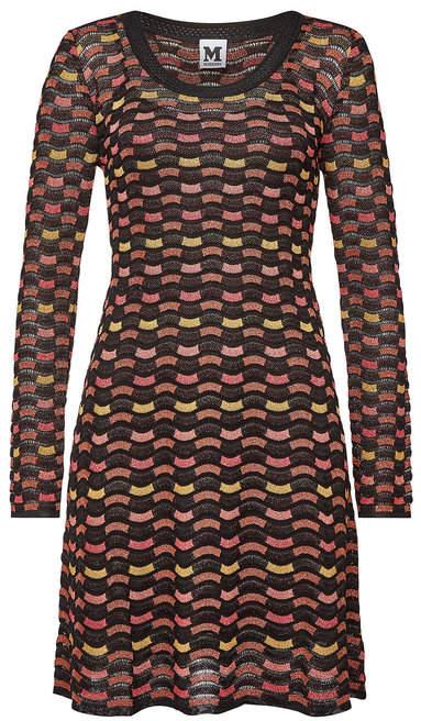 bffa18b803830 Metallic Thread Dress - ShopStyle