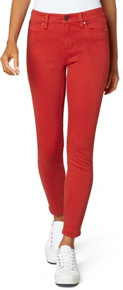 Liverpool Los Angeles Piper Hugger Ankle Skinny Jeans