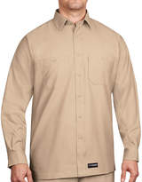 Wrangler Workwear Long-Sleeve Work Shirt