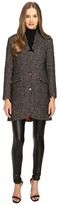Manila Grace Tweed Coat Women's Coat