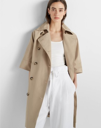 Club Monaco Reissue Trench
