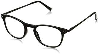 Peepers Men's All Business 2275100 Oval Reading Glasses