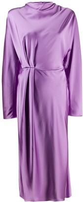 Stine Goya Tie-Waist Dress