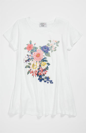 Wildfox Couture Graphic Tee (Big Girls)