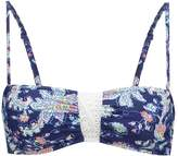 Roxy Bikini top dark blue