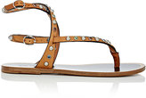 Isabel Marant Women's Audrio Embellished Leather Sandals