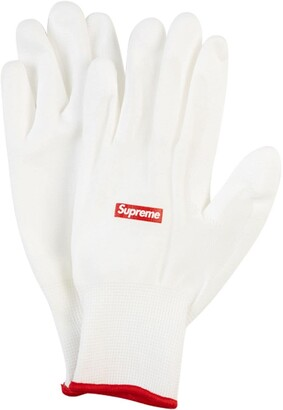 Supreme Box Logo rubber gloves