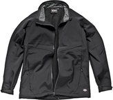 Dickies Mens Water Resistant Softshell Jacket / Workwear