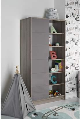 O Baby Obaby Madrid 3-Piece Nursery Furniture Set
