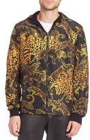 Versace Tiger Barocco Reversible Blouson Jacket