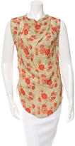 Etoile Isabel Marant Sorley Cowl Neck Top w/ Tags