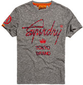 Superdry City Brand T-shirt