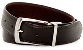 Will Leather Goods Reversible Feather Edge Leather Belt