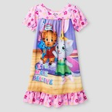 Daniel Tiger Toddler Girls' Daniel Tiger 'Let's Make Believe' Nightgown - Pink