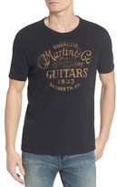 Lucky Brand Men's Martin And Co. Graphic T-Shirt