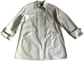 Aquascutum London Beige Coat for Women