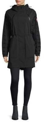 Canada Goose Down Filled Sleeve Sabine Coat