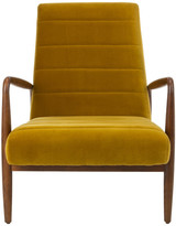 Safavieh Willow Channel Arm Chair, Gold