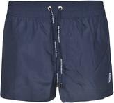 Dolce & Gabbana Logo Panel Laced Shorts