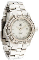 Tag Heuer Professional Diamond Watch