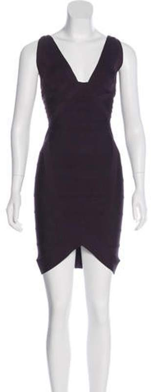 Herve Leger Ari Bandage Dress Ari Bandage Dress