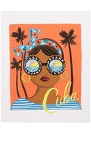 Rifle Paper Co. Bon Voyage Cuba Art Print