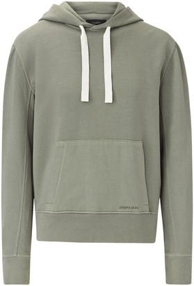 Joseph Hoody Garment Dye Molleton Jersey