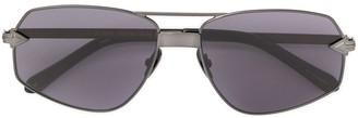 Karen Walker Geometric Frame Sunglasses