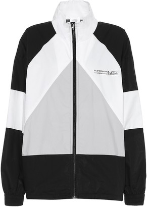 Vetements Cotton track jacket