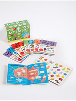 Marks and Spencer Let's Stick Activity Box