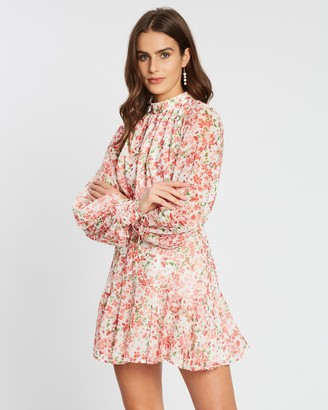 Finders Keepers Romy Long Sleeve Dress