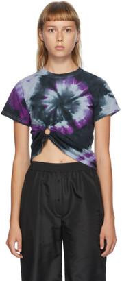 Collina Strada Multicolor Tie-Dye Ring T-Shirt