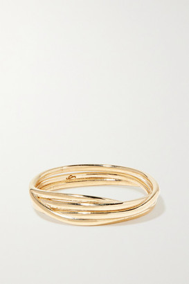 Sebastian Bound 10-karat Gold Ring - small