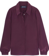 Vanessa Seward Carly Silk Shirt