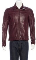 Gucci Lambskin Biker Jacket