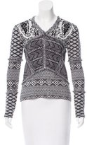 Altuzarra 2016 Rey Patchwork Sweater w/ Tags