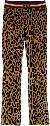 Scotch R'Belle Leopard Print Pants