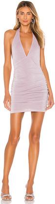 superdown Julana Deep V Dress