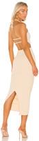 superdown Thea Midi Dress