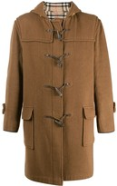 Burberry Pre Owned 1990s duffle coat