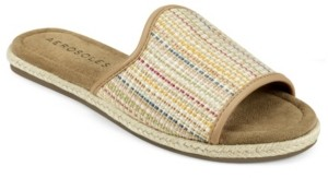 Aerosoles Women's Denville Flat Slide Sandal Women's Shoes