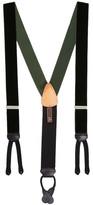Trafalgar Velvet Brace Suspenders