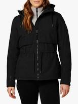 Helly Hansen Boyne Women's Waterproof Parka Jacket, Black