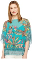 Trina Turk Marlete Top Women's Blouse